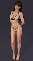 Lei Fang Hot Getaway Render 11-3 by Dizzy-XD