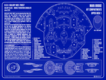 USS Galaxy NCC-70637 - Blueprint Edition by Phaeton99
