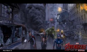 Avengers :Age of The Empire by Misterho