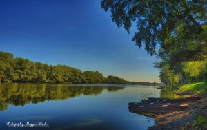 Hungarian landscapes. (Tisza-River) HDR. by magyarilaszlo