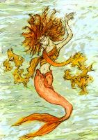 Mermaid by Nrian
