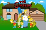 The Simpsons by momarkey