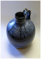 Blue Jug by CreativelyStrange