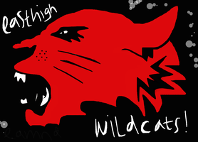 East High WILDCATS! - High School Musical by EAMND