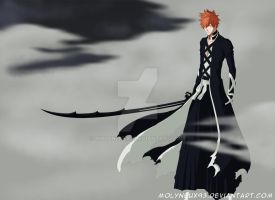 Bleach 475 - New Bankai by Molyneux93