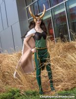 Lady Loki V.1.5 by AuthenticEm