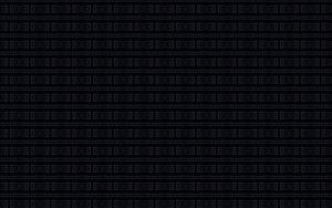 Black Square Pattern by Variety-Stock