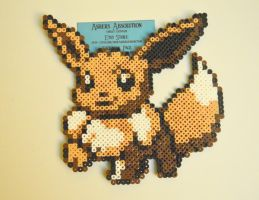 Eevee - Yellow Version by AshersAbsolution