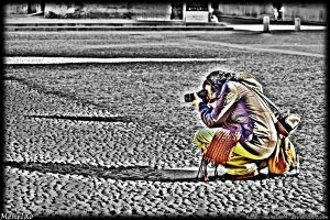 Photographer in HDR by Menelao147