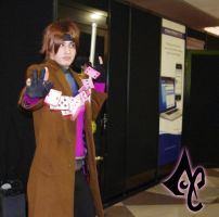 Gambit by xProfAwesome