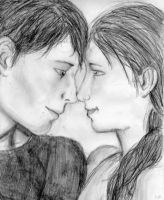 Edward and Bella by AcceptChaos
