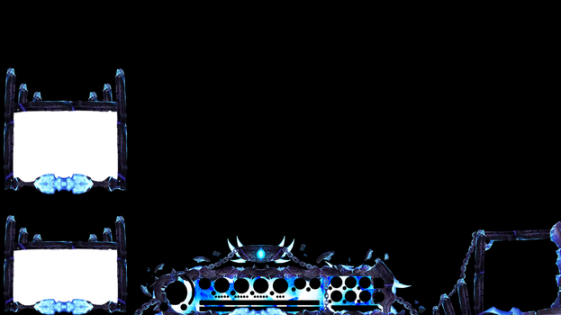 (UPDATED) League of Legends Stream Overlay: Xerath by Singularity01