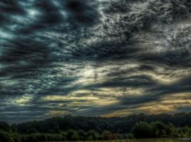 Clouds No15 HDR by Risen-From-The-Ruins
