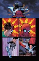 Shadowland Spiderman pg19 by xXNightblade08Xx