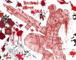 BloodPact Sniper Saul by jeenhoong