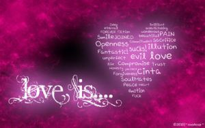 The Meaning of Love...... by devils666