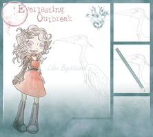 Everlasting Outbreak - Liloo Brightwood / WIP by Rena-Circa