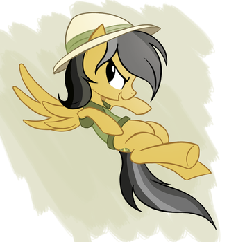 Day 1- Daring Do by Ric-M