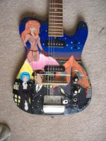 front of 2nd Eva guitar by bh21