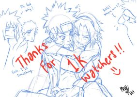 Thank You for 1k Hits! by manzr