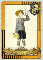 Hogwarts Academy Application by NekoNip