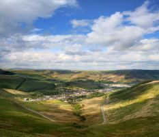 Ogmore Vale by nectar666