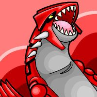 Groudon says RAWR by OutcastWolf