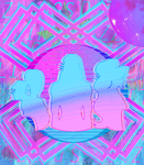 Vaporwave Razzle Dazzle by Madness-with-Reason