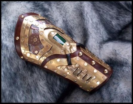 Gearbox Bracer by SteamViking