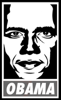 OBAMA by OpPaperStorm