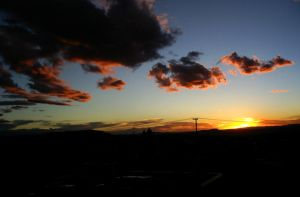 Zacatecas Sunset by k-ee-ran