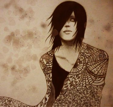 Hizumi - With The Birds by xXHizumi-loverXx
