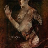 Arcana 'Le Serpent Rouge' by elfka