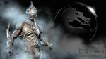 Mortal Kombat X Guyver by ultimate-savage