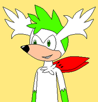 Sonic Styled Skymin by Masterge77