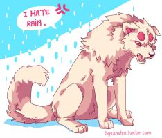 Rain hater by ByoWT1125