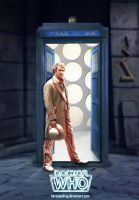 Doctor Who - 2000 Years (The Fifth Doctor) by HeresJoeking