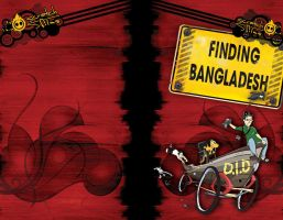 Finding Bangladesh booklet CnB by shahriaremil