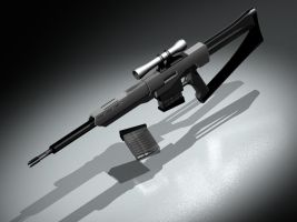 XM36 SVD by Comradepeter