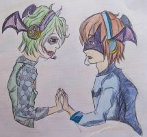 Joker Vocaloid Stile by DerekClyde