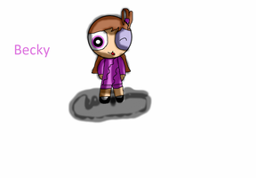 Becky,The 4th RPG by Lacour59