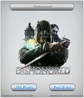 Dishonored - Icon by Crussong