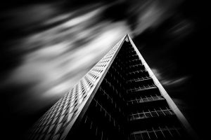 The Pyramid of Den Haag by Chopen
