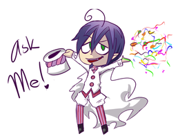 Ask Me, Mephisto!!! by Frammur
