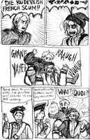 APH : French-Ind-- English War by Scarabsi