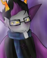 ~||Eridan Ampora||~ (Commission) by AzureKit