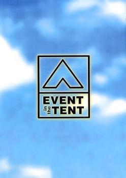 Event In The Tent flyer by Eye--Love