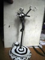 Jack Skellington Figure by Samolo