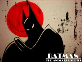 Batman The Animated Series by Nino666