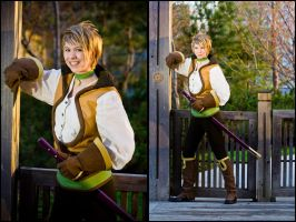 Tales of Abyss: Guy by Elemental-Sight